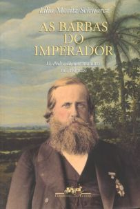 "Capa do livro ""As Barbas do Imperador"""